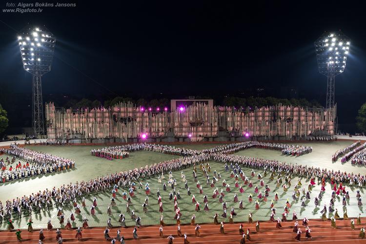 XXVI vispārējie Latviešu dziesmu un XVI deju svētki